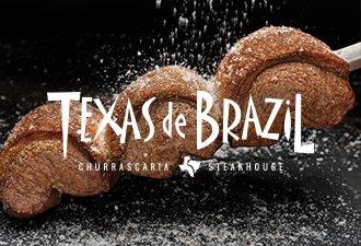 Texas de Brazil Christmas ecard